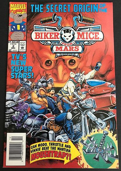 Biker Mice from Mars (Marvel ) #2 VF/NM