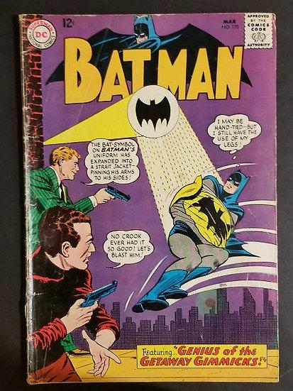 Batman (1940) #170 VG+