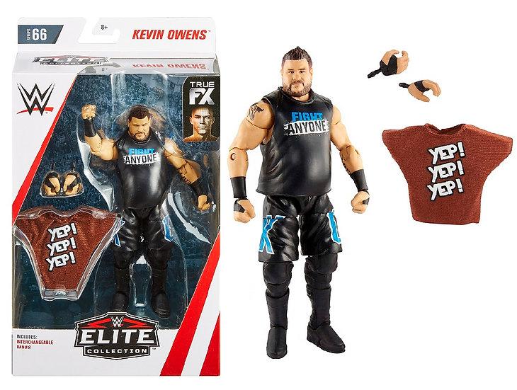 WWE Elite Collection Series 66 Kevin Owens Wrestling Figure