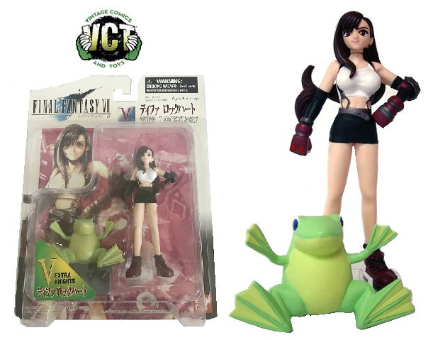 1998 Tifa Lockheart Final Fantasy Vim 7 Extra Knights Action Figure