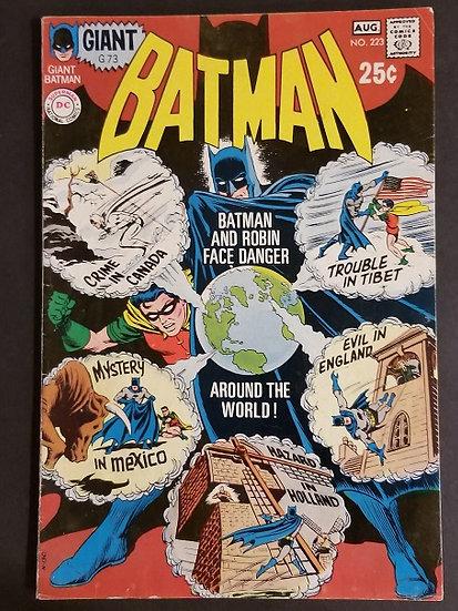 Batman 223 VG+