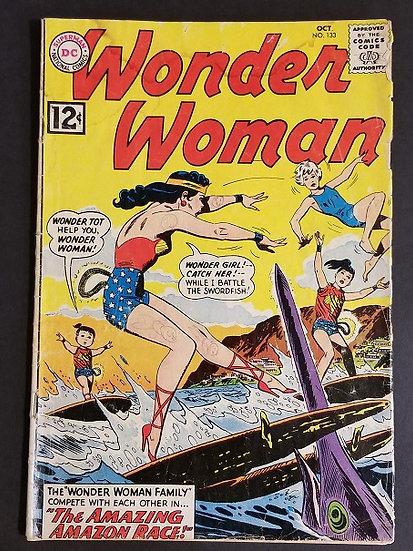 Wonder Woman (1942 1st Series DC) #133