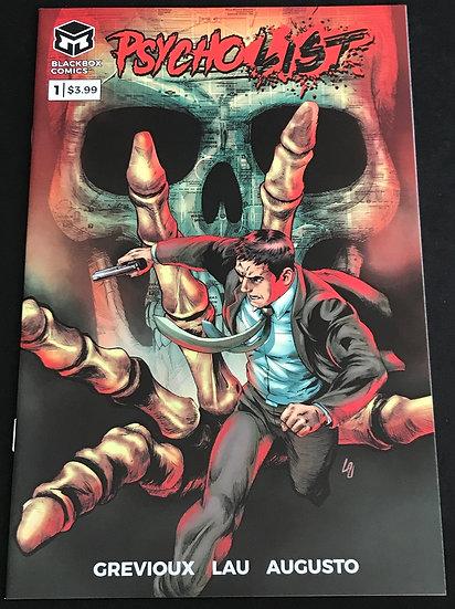 Psycho List (Blackbox) #1 NM