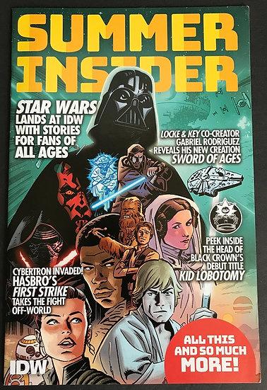 Star Wars Adventures 1 VF- [RI C Variant]