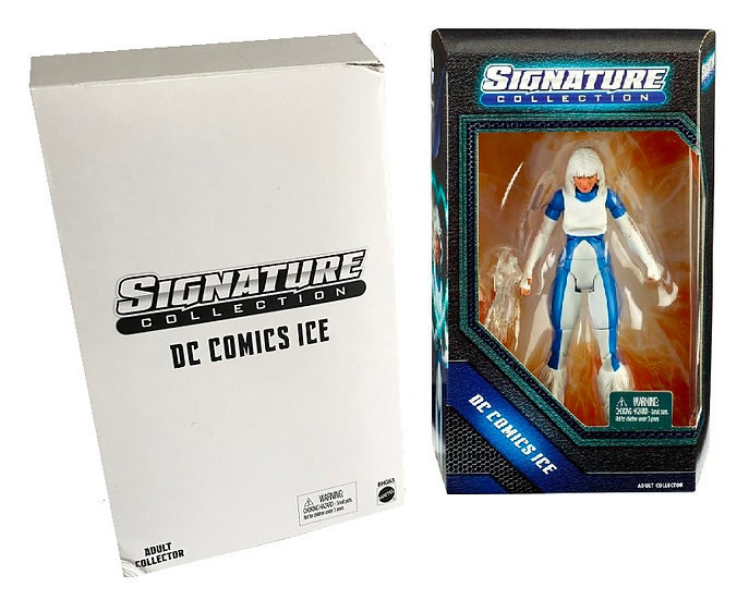 2013 DC Comics Ice Signature Collection Action Figure