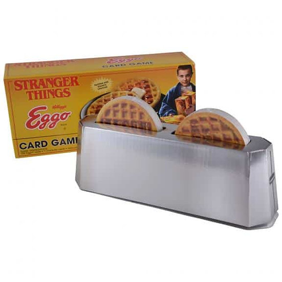 Harbro Stranger Things Eggo Card Game