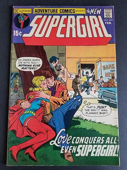 Adventure Comics #402 FN