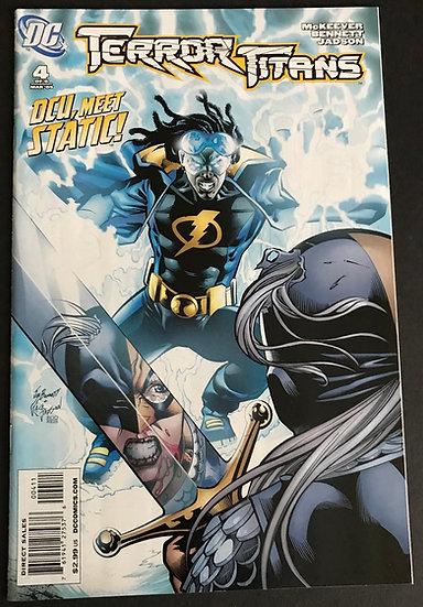 Terror Titans (DC) #4