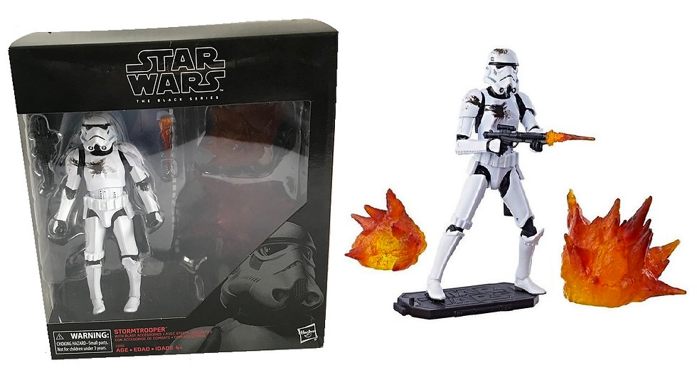 Star Wars The Black Series Stormtrooper Action FIgure