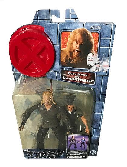 2000 Marvel X-Men The Movie Tyler Mane as Sabretooth Figure