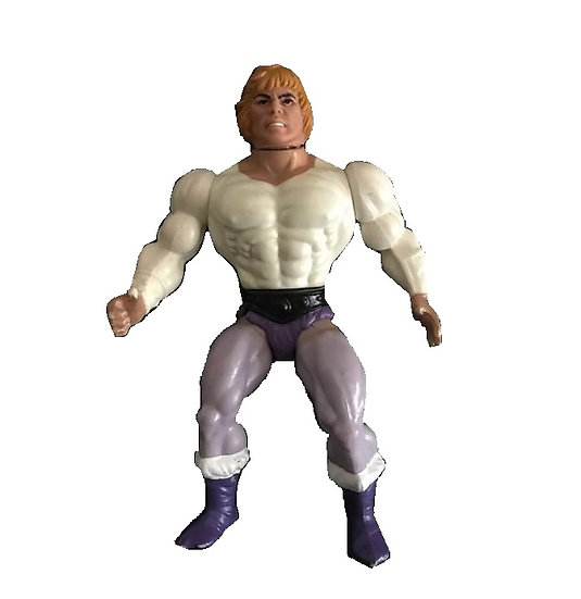 1980s Vintage He Man  Masters of the Universe Prince Adam Action  Figure