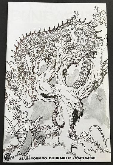Usagi Yojimbo (2019) #1 NM [Heroes Con Sketch Edition]