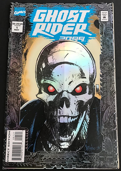 Ghost Rider 2099 (1994) #1B [Foil Cover]