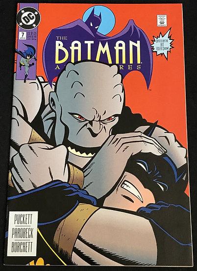 Batman Adventures (DC) #7 VF/NM
