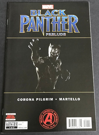 Black Panther Prelude (Marvel) #1