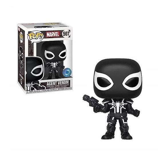 Marvel Agent Venom 507 Pop In A Box Exclusive