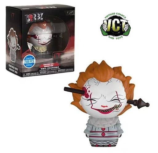 Dorbz It Pennywise With Wrought Iron 474 Limited Edition 7500 Pcs