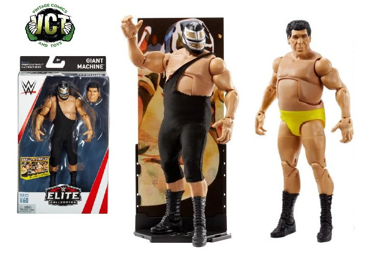WWE Elite Collection Andre the Giant Action Figure - Series 60