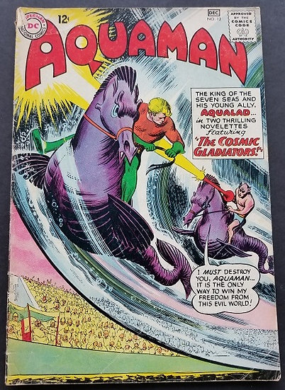 Aquaman (1962 1st Series) #12 VG