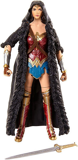 DC Multiverse Wonder Woman Collect & Connect Ares P is MISB.