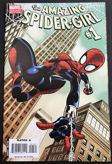 Amazing Spider-Girl (2006) #1 Variant NM