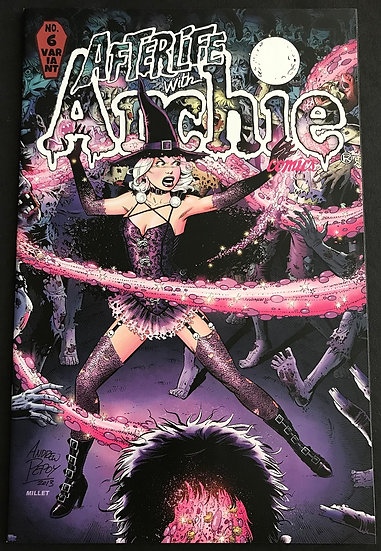 Afterlife Archie 6 NM+
