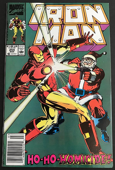 Iron Man (Marvel ) #254
