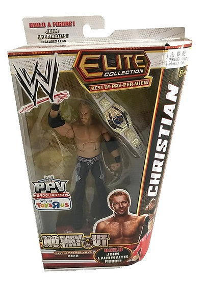 WWE Elite Collection Best Of Pay Per View Christian Figure [Toys R Us Exclusive]