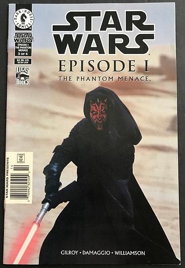 Star Wars Episode 1 Phantom Menace (1999) #3 FN+