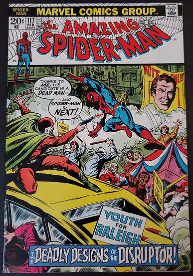 Amazing Spider-Man (Marvel) #117 VF/NM