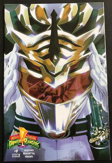 Mighty Morphin Power Rangers (2016) #9F NM