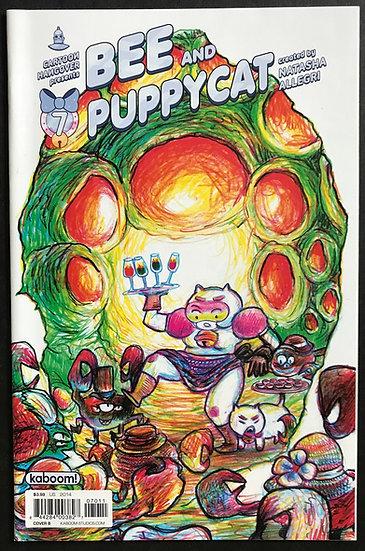 Bee and Puppycat (Boom Studios) #7 [Recall]