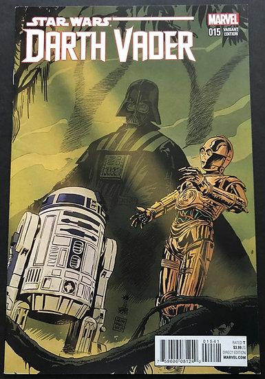 Star Wars Darth Vader (2015 Marvel) #15 VF/NM [Variant Edition Cover]