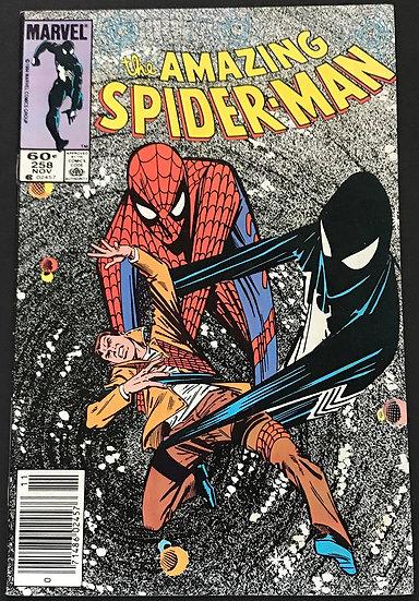 Amazing Spider-Man (1963 1st Series) #258 VF+