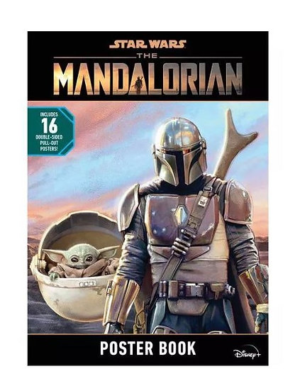 The Mandalorian Poster Book By Lucasfilm Press