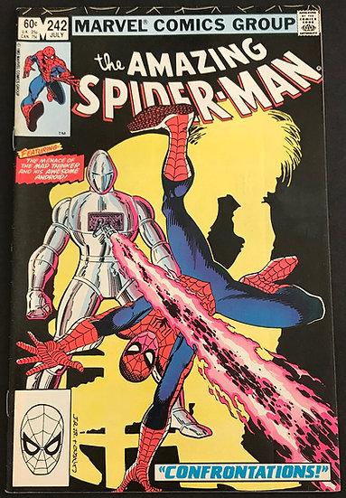 Amazing Spider-Man (1963 1st Series) #242 VF