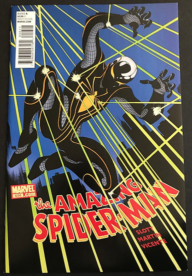 Amazing Spider-Man (1998 2nd Series) #656A