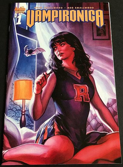 Vampironica (Archie Publications) #1 VF [Felipe Massafera Variant]