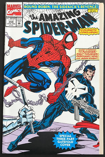 Amazing Spider-Man (Marvel ) #358 VF/NM