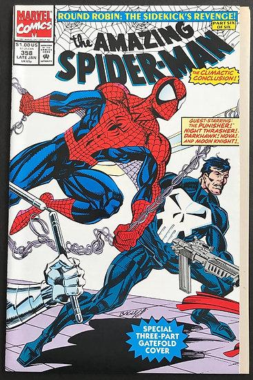 Amazing Spider-Man (Marvel ) #358 VF/NM