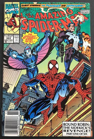 Amazing Spider-Man (Marvel ) #353 VF-