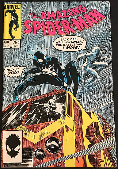 Amazing Spider-Man 254 VF