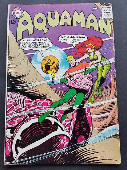 Aquaman (1962 1st Series) #19 VG