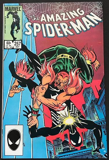 Amazing Spider-Man (Marvel) #257 VF+