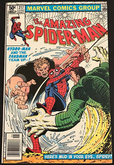 Amazing Spider-Man (Marvel) #217 VF