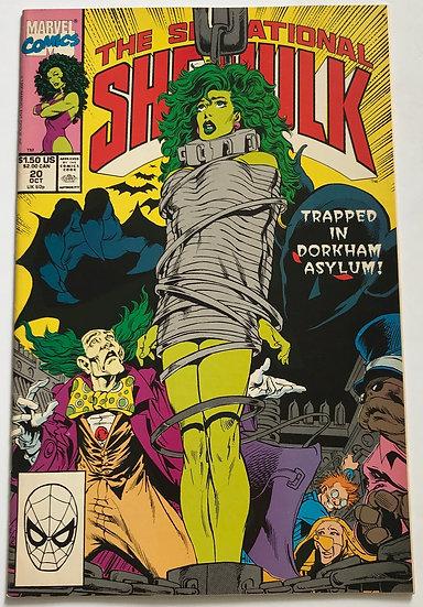 Sensational She-Hulk (Marvel) #20 NM-