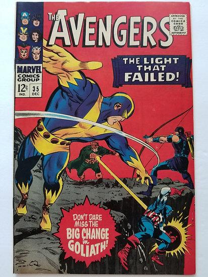 Avengers (Marvel ) #35 VF-