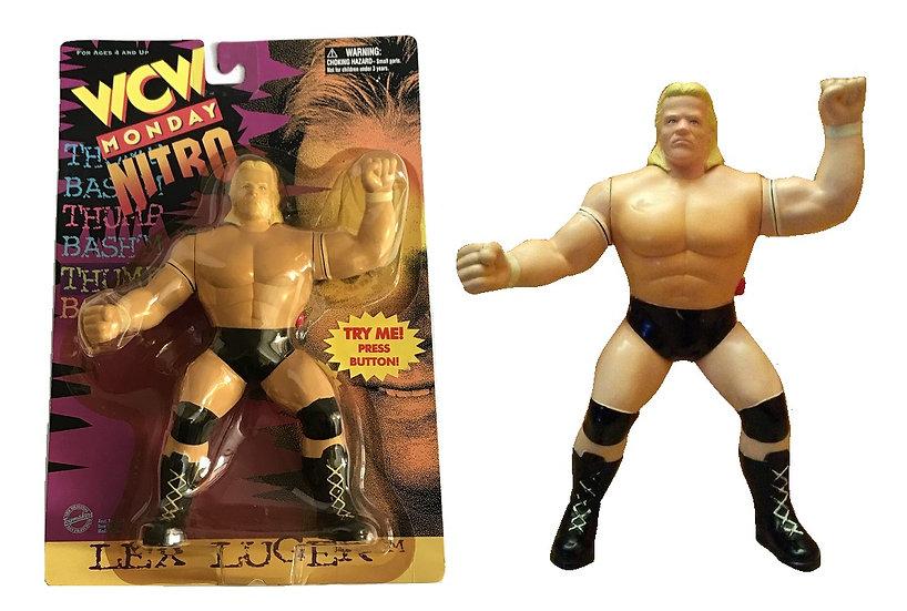 WCW Monday Nitro Series Lex Luger Wrestling Figure
