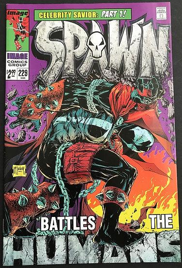 Spawn (1992) #229 NM