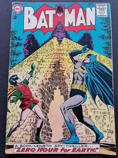 Batman (1940) #167 VG/FN